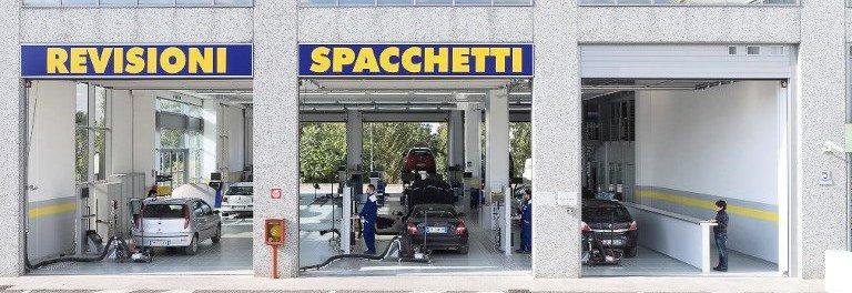 Spacchetti officina, centro revisioni e gommista a Perugia, Foligno e Bastardo